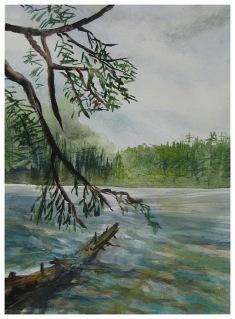 Sasamat Lake - B.C.